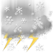 Forecast:  Mostly cloudy and cooler. Precipitation possibly heavy at times and ending within 12 hours Windy with possible wind shift to the W, NW, or N.